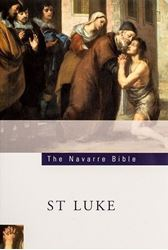 Picture of The Navarre Bible: St. Luke