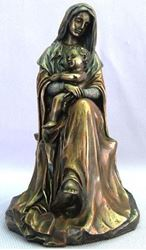 Picture of Veronese Statue Madonna and Child - 6 in.