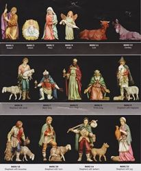 Picture for category Landi Nativity Figures