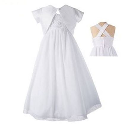 Picture of Communion Dress with Jacket - Size 6
