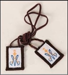 Picture of Brown Scapular - Child