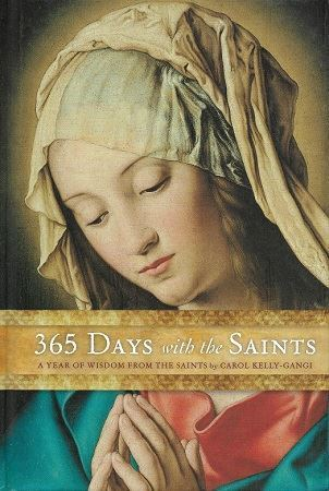 Picture of 365 Days with the Saints