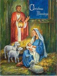Picture of Christmas Blessings Cards