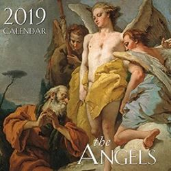 Picture of 2019 The Angels Wall Calendar