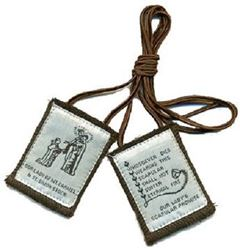 Picture of Brown Scapular - Traditional