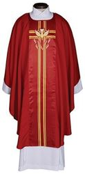 Picture of Digital Printed Chasuble: Confirmation/Pentecost