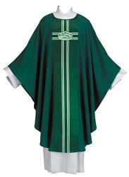 Picture of Loaves and Fishes Chasuble