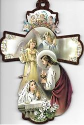 Picture of FIRST COMMUNION PLAQUE/GIRL