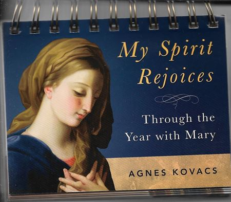 Picture of My Spirit Rejoices through the Year with Mary