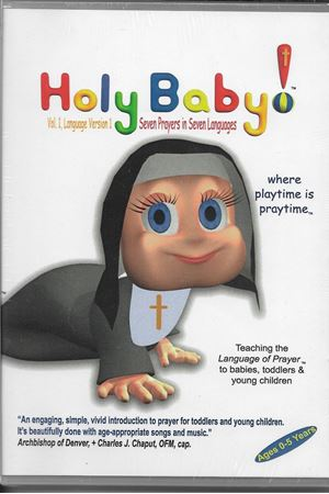 Picture of Holy Baby Where playtime is Praytime