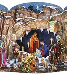 Picture of Advent Calendar  (One Left)