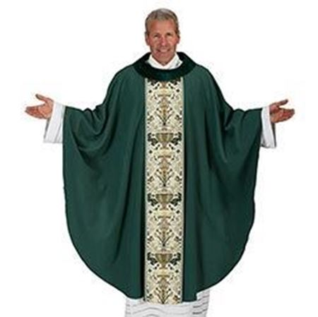 Picture of Cowl Neck Chasuble