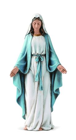 Picture of Our Lady of Grace Statue