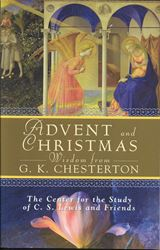Picture of Advent and Christmas Wisdom from G. K Chesterton