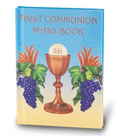 Picture of  First Communion Mass Book